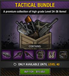 Tactical bundle