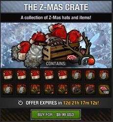 Tlsdz The Z-Mas Crate