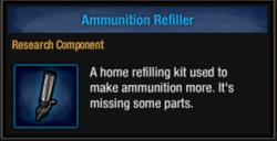 Ammo refiller