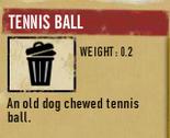 Tlsuc tennis ball