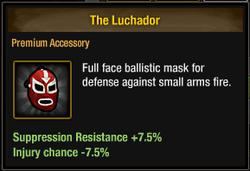 Tlsdz the luchadore