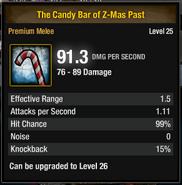 Tlsdz the candy bar of z-mas past
