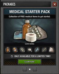 Medical Starter Pack