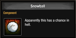 Tlsdz snowball
