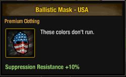 Tlsdz ballistic mask usa