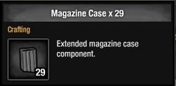 Magazine Case