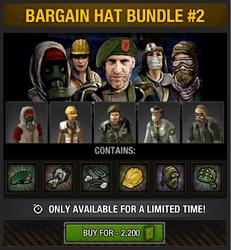Bargain Hat Bundle 2
