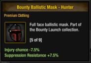 Bounty mask 05