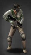Survivor sv15 equipped