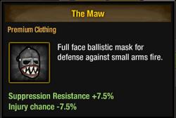 Tlsdz the maw