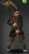 Survivor - Sacrificial Scythe