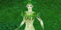Hillside Priestess