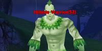 Hillside Warrior