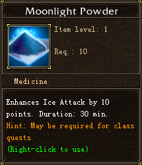 Moonlight Powder