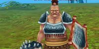 Croc Tribe Warrior