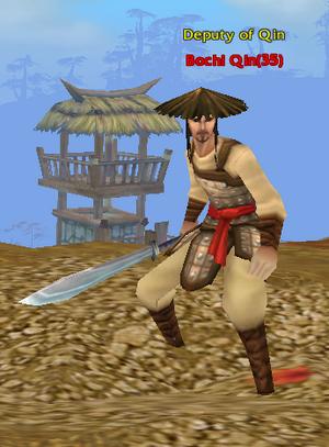 Bochi Qin