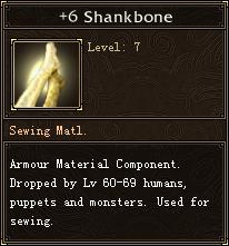 6 Shankbone