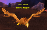 Yellow Bird - Spirit Beast