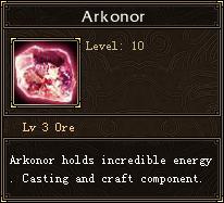 Arkonor
