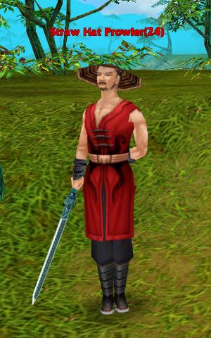 Straw Hat Prowler