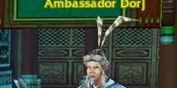 Ambassador Dorj