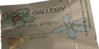 Gallery Ticket
