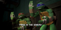 Panic in the Sewers