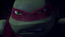 Raph seeing the Foot