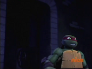 Raph pushed Leo