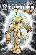 IDW-One-shot Fugitoid Cover-A Petersen