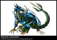 Dragon Leonardo