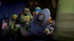 Turtles catch Pete