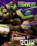 TMNT2012 Teaser Poster