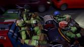 Turtles patrol buggy