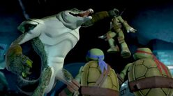 Tmnt2012 leatherhead01 by jd1680a-d5syno3
