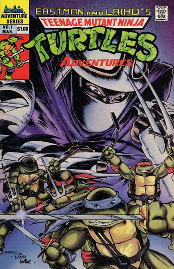 Teenage Mutant Ninja Turtles  Simple English Wikipedia