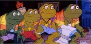 Frog bro's