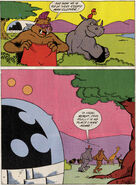 Bebop and Rocksteady in Eden World