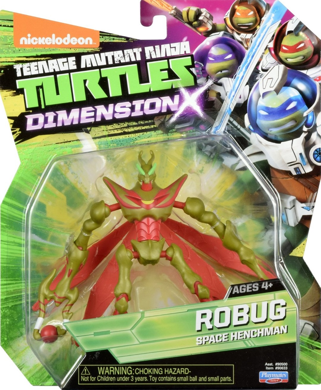 Teenage Mutant Ninja Turtles 2012 Neuralizer Toy : Robug action figure tmntpedia fandom powered by