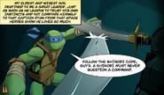 Leonardo Comic