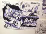 Shredders lair