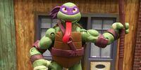 Tongue Poppin' Donatello (Action Figure)