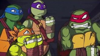 ALL Cutscenes animation - Teenage Mutant Ninja Turtles Legends