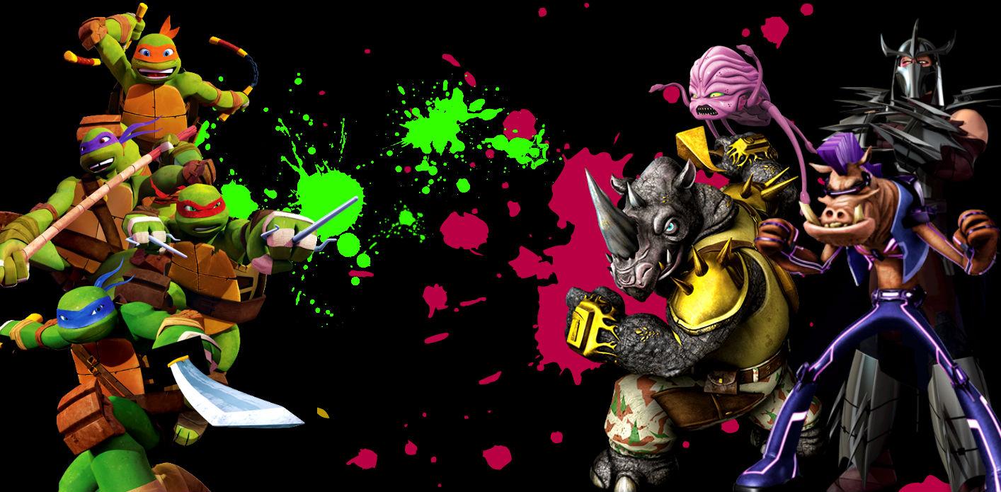 As Tartarugas Ninjas No Deviantart Gifs: FANDOM Powered By Wikia