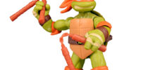 New Decoration Michelangelo (Action Figure)