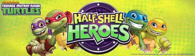 Half-Shell Heroes Wallpaper