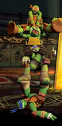 Tmnt turtle stack
