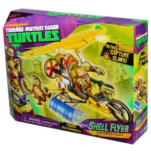 Shell Flyer Toy