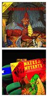 Referencing Mazes and Mutants