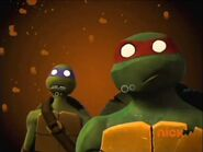 Tmnt 2012 lasers by marionettej2x-d5prkal